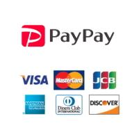 PayPay クレジットカード使用可